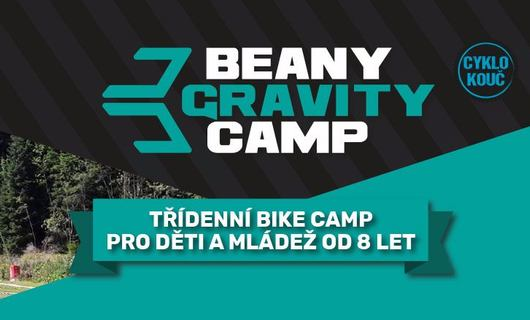 Beany GRAVITY CAMP 29.9. - 1.10.