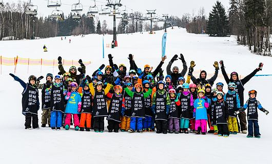 FOTO / Beany Snowboard Camp 2020/02